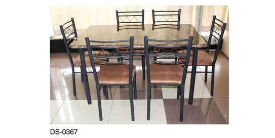 6 Seater Dining Set image 1
