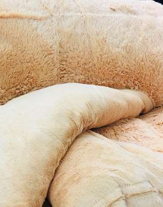 Heavy warm fluffy duvets