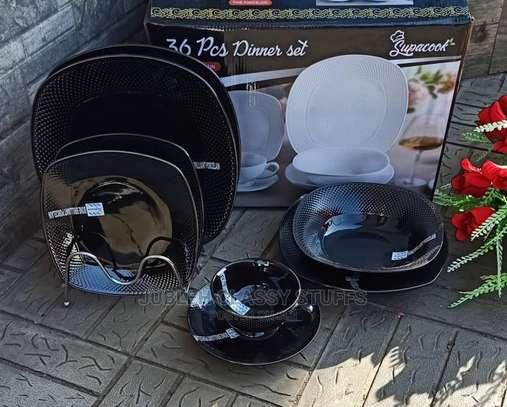 *36pcs Unique Dinner Set* image 1