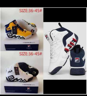 Fila shoes for him