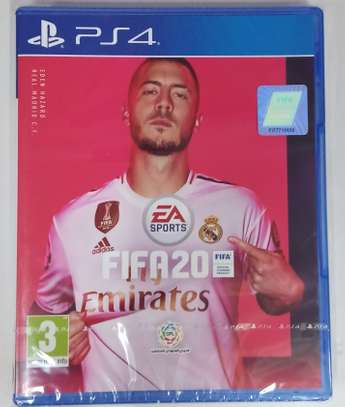 PS4 FIFA 20 Standard  Edition Game image 2