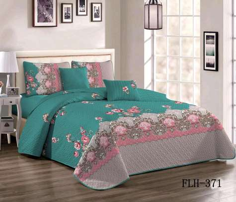6 by 6 Cotton Bedcovers...4 pieces image 4