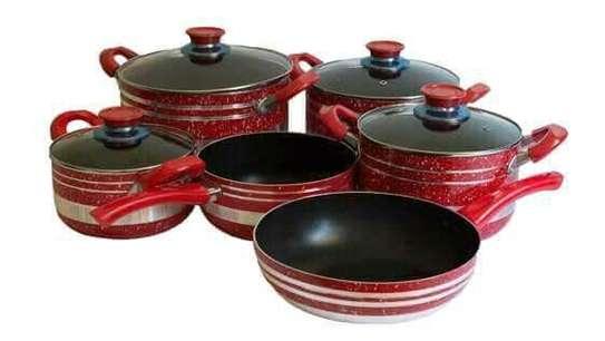 Non Stick Cooking Pots image 3