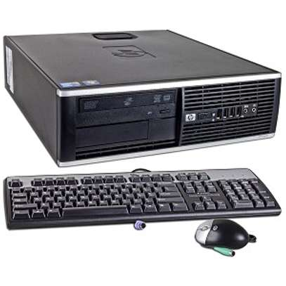 Hp CPU Complete Desktop with 17inch Tft image 3