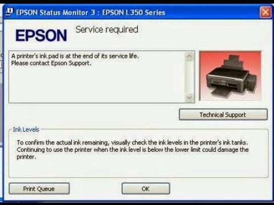 EPSON DIAGNOSIS image 2