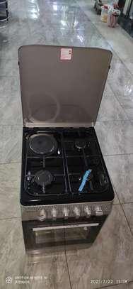 Standing Cooker 3+1 50*60 ROYAL image 2