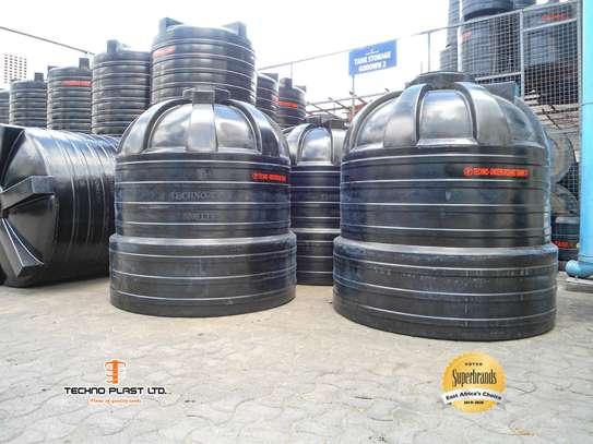 New Underground Water Tanks 5000 Lts image 1