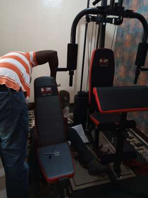 Offer! Home gym//fitness equipment. image 1