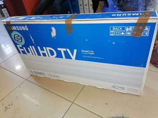 Samsung 40 inch smart full HD led TV image 1