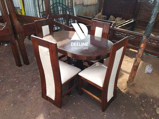 5 Piece Dining Sets. image 3