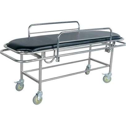 Patient stretcher image 1