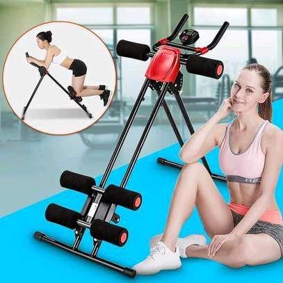 Abs generator workout machine image 1