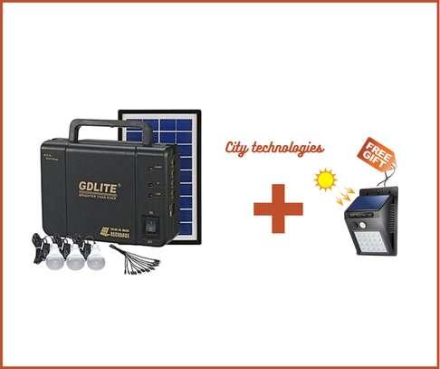GD lite 8017 Plus Solar Lighting System image 1