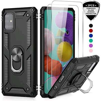 Armoured Back Covers+3D glass protectors with delivery(shop) image 2