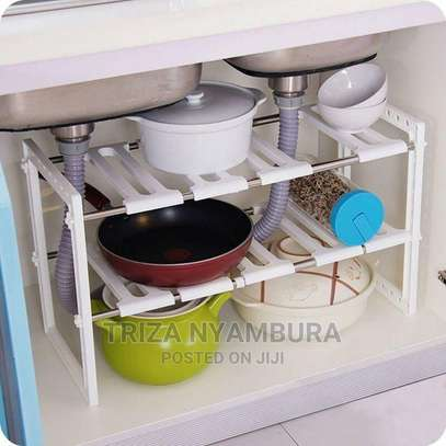 Expandable Under the Sink Organiser image 2