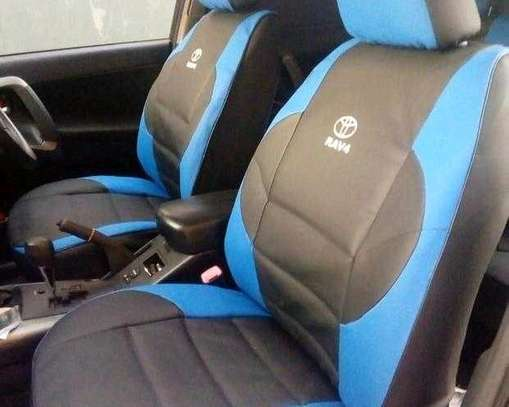 Harrier Car Seat Covers image 9