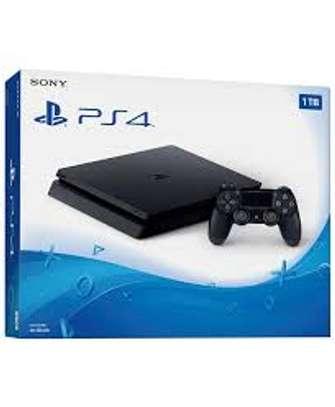 PlayStation 4 Slim 1TB Console image 1