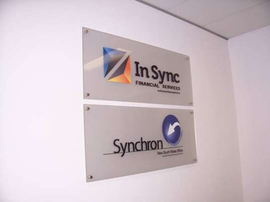 Office Signs/ Light Box Signs and  3D signs  image 4
