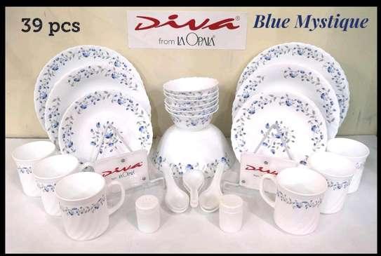 39pcs dinner set/diva dinner set image 3