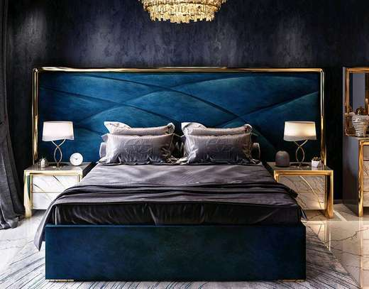 Latest bed designs/beds for sale in Nairobi Kenya/Customized beds Kenya/Modern bed designs image 1