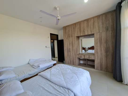 Furnished 3 bedroom apartment for rent in Nyali Area image 13