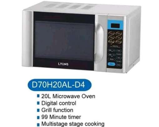 Alyons digital microwave 20litres image 1