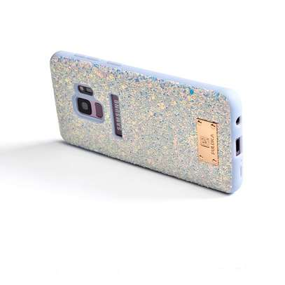 Puloka Glitter BackCover For Samsung -Ultimate Tech image 3