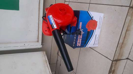 Electric blower/ Dust blowers image 1
