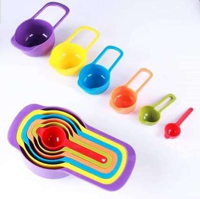 Measuring cups for kitchen tools image 1