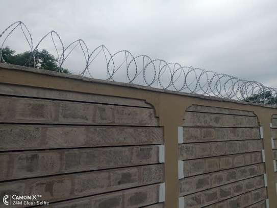 Razor wire supply and installation in Kenya nairobi easleigh nakuru thika kakamega Bomet image 9