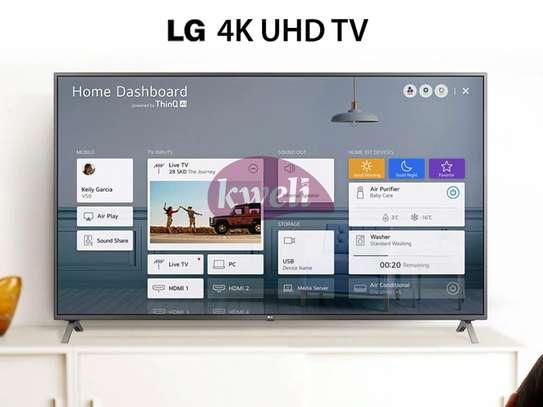 LG 49 inch Smart Ultra HD 4K LED TV –49UN7340 - Active HDR – IPS 4K Display image 2