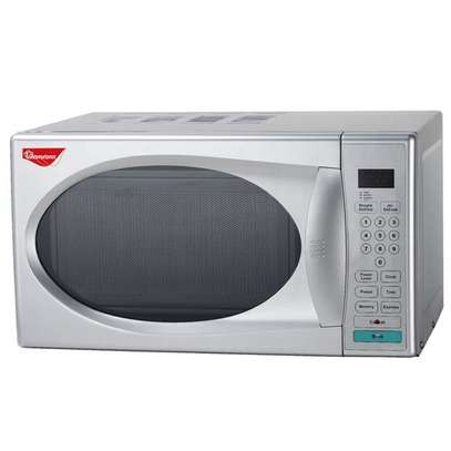 Ramtons RM/238-20LT Microwave Digital- Silver. image 1