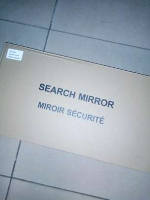 Security under vehicle search mirror image 3