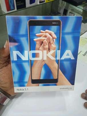 Nokia 5.1 new 16gb 2gb ram 13mp camera-4G network Speed image 1