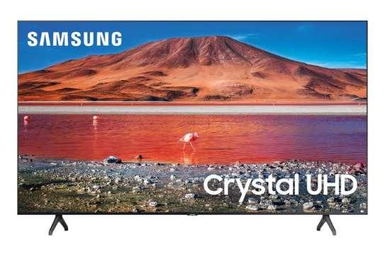 Samsung 65 inches Smart  UHD-4K Digital TVs 65TU7000 image 1