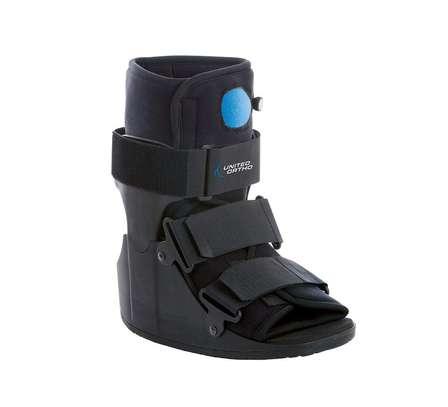 "Fixed Cam Walker Boot short - Ankle walker 11"" image 1"