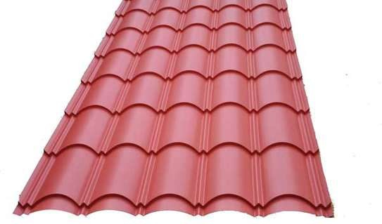 Orientile Profile Roofing Sheets