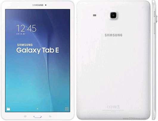Samsung Galaxy tab E image 1