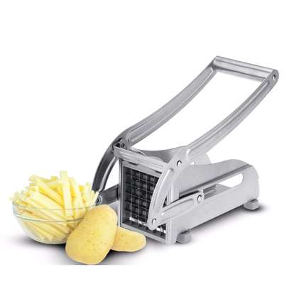 Stainless Steel Potato Chipper image 1