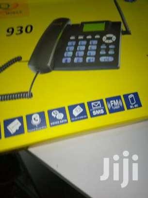 Simcard Desktop Phone image 1