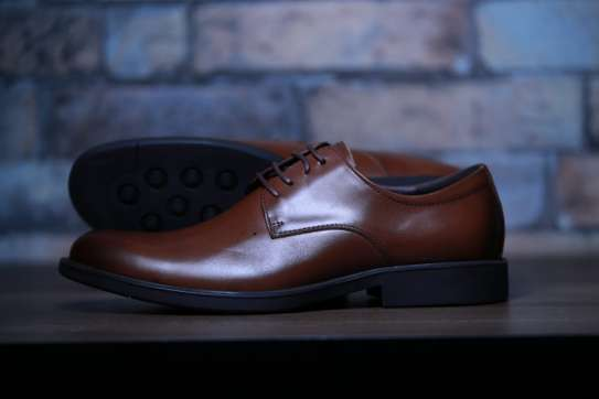 Brown Official Mens shoes