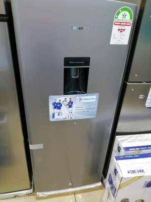 Hisense fridge, with dispenser