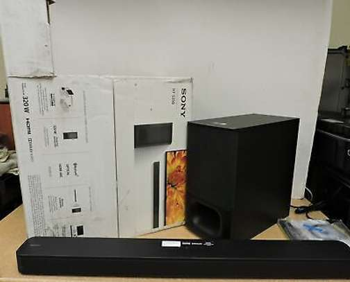 Sony HT-S350 2.1 Channel Home Theater Soundbar Wireless System with Subwoofer image 2