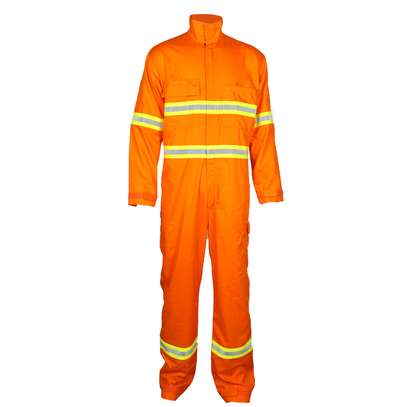 Overalls approved for industrial & construction use