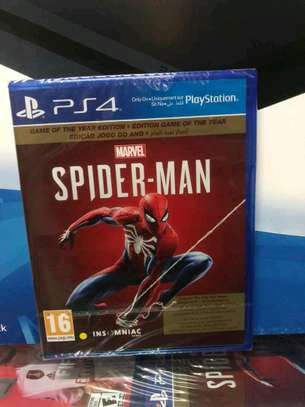 Ps4 Spider-man game image 1