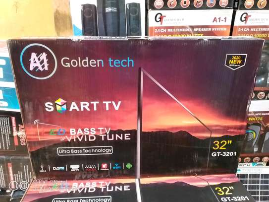 golden tech smart tv image 1