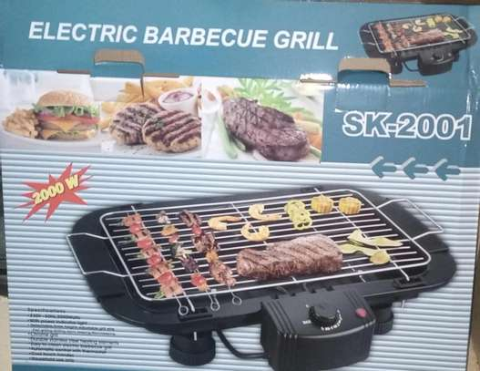 Electric  Barbecue Grill image 3