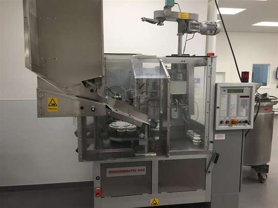 Automatic Tube Filling and Sealing Machine image 2
