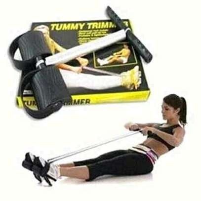 Tummy Trimmer For Physical Fitness - Blue image 1