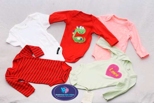 Baby suit 5 pack image 1